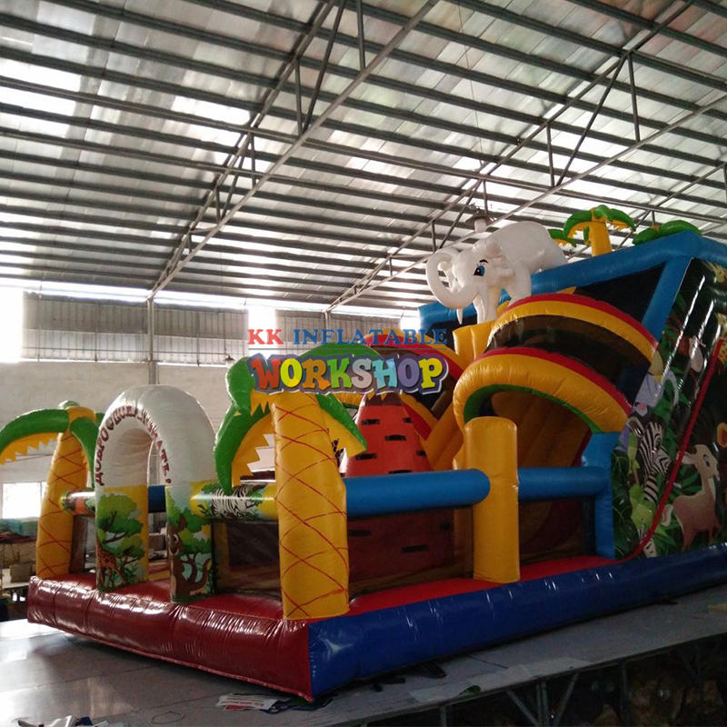 Inflatable Games Castle Bouncy Castle Kids