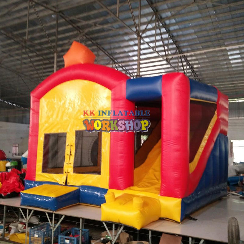 Inflatable Bouncer House with Slide