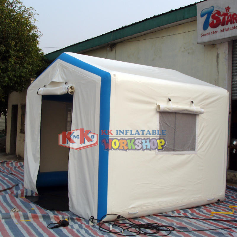 Outdoor camping tent inflatable medical tent