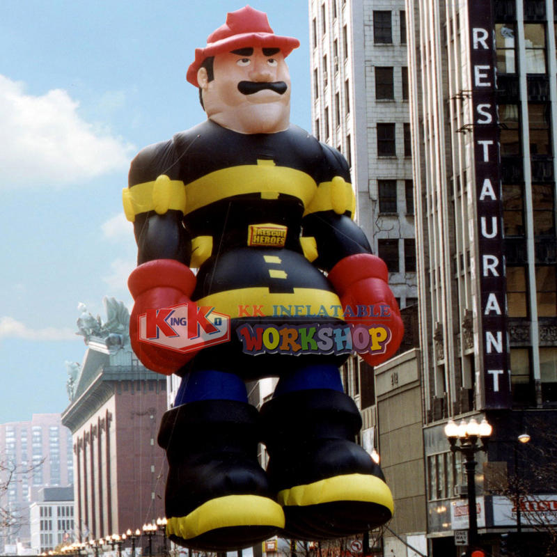 Manufacturer custom inflatable character model