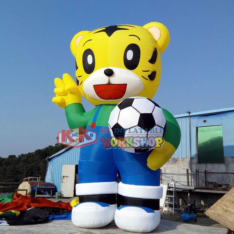 Manufacturer custom inflatable cartoon animal model