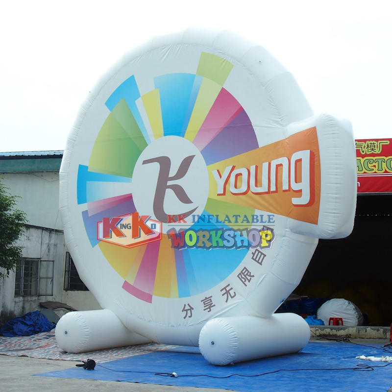 Creative inflatable advertising model