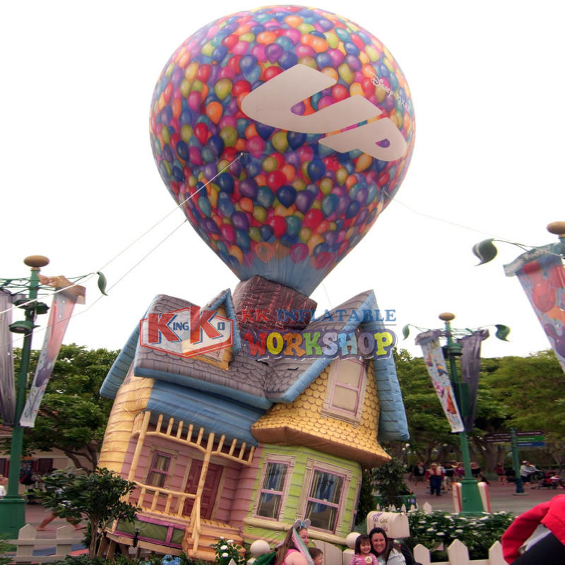 Manufacturer custom inflatable advertising