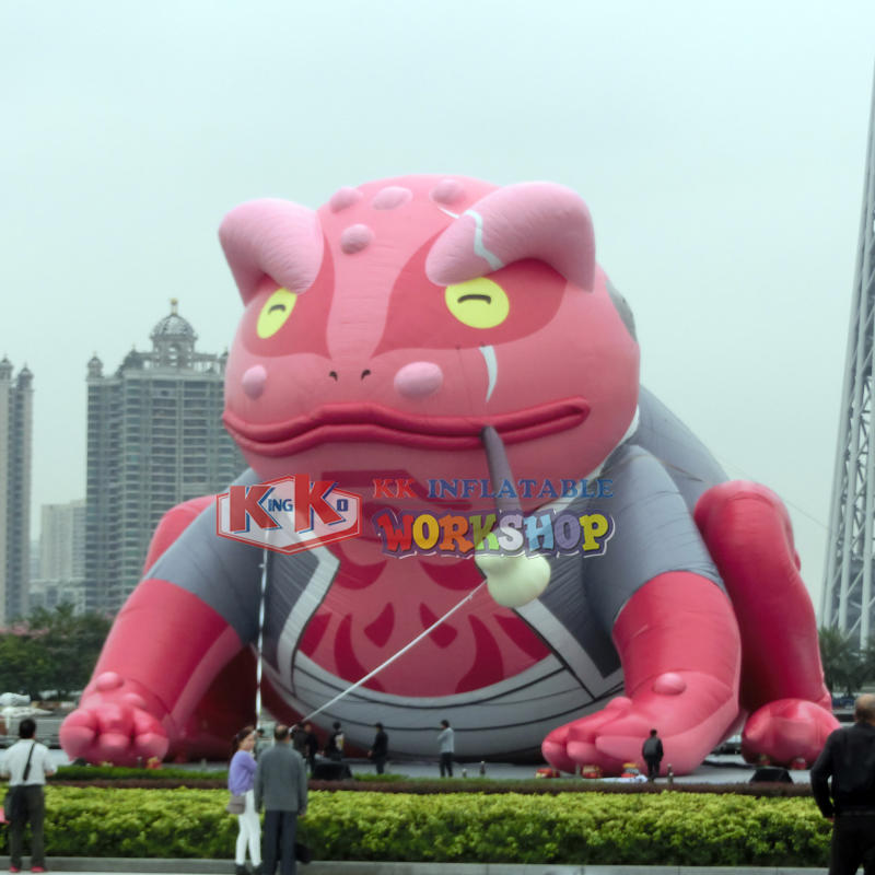 Original custom large cartoon inflatable advertising