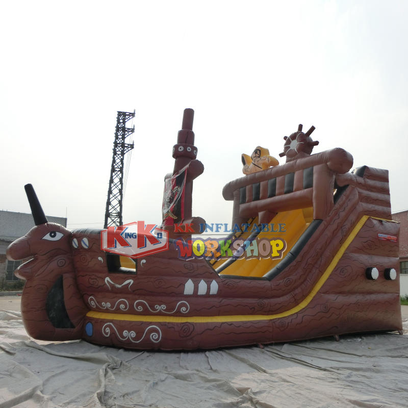 Commercial inflatable slides bouncer inflatable slide for kids