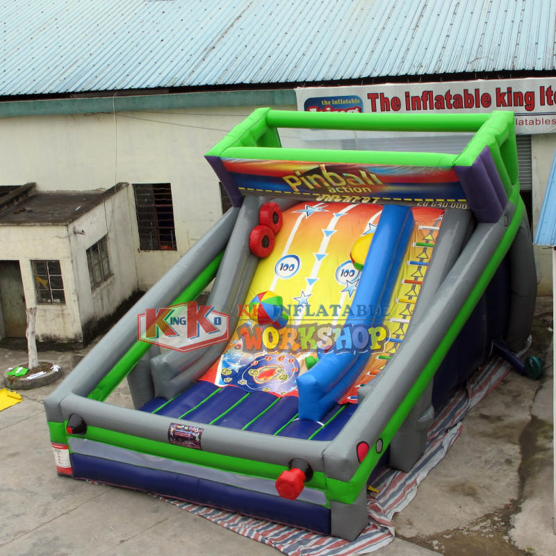 Source factory inflatable slide