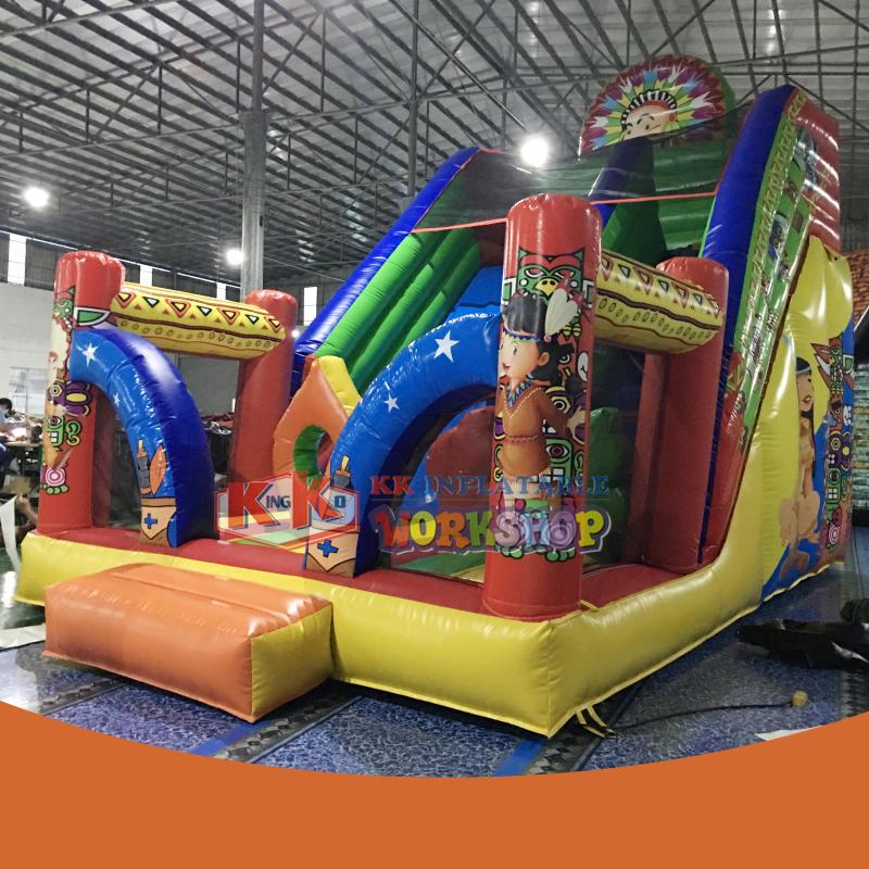 Remarkable Deal on Pyramid Toys Super Slide Inflatables