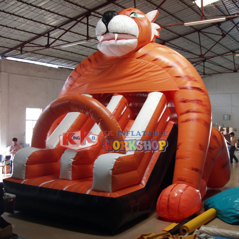 Inflatable Bounce House Kids Slide Bouncer Jump Castle Playhouse
