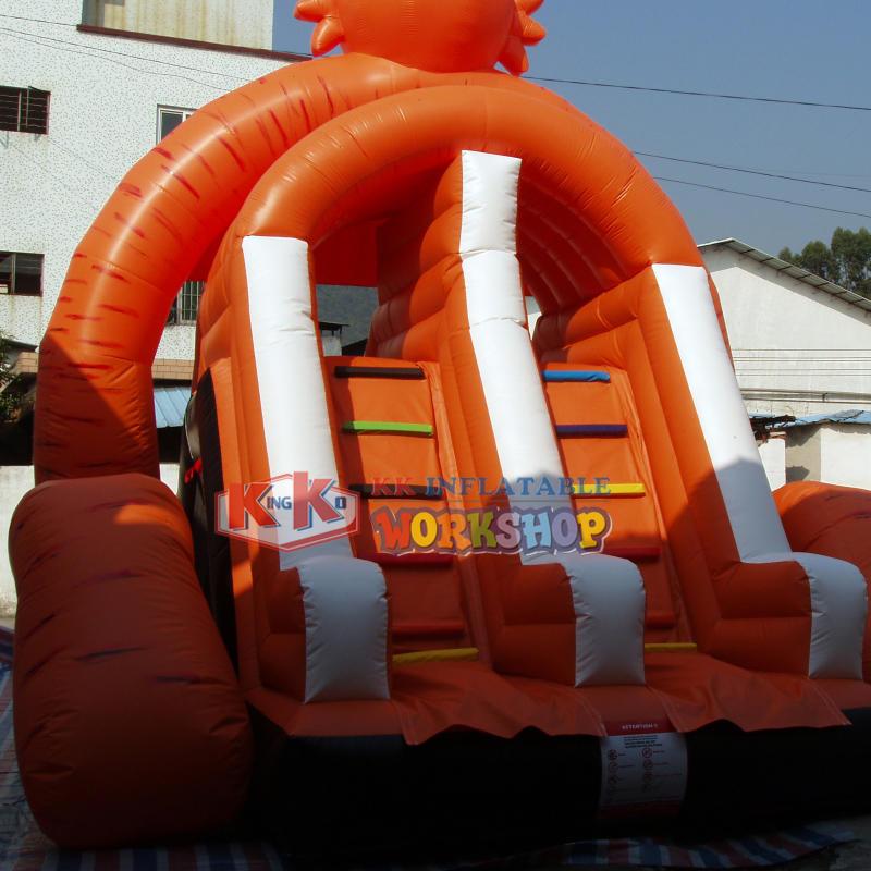 Inflatable Bounce House Kids Slide Bouncer Jump Castle Playhouse