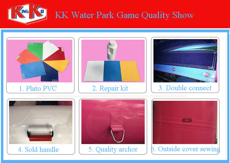 kk water park detail quality