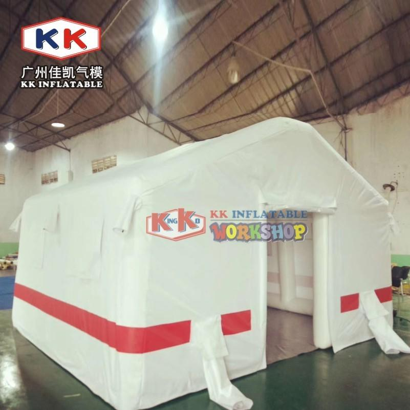 Portable Inflatable Hospital Tent Medical Facilities