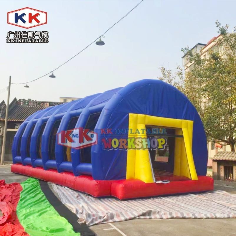 Large Inflatable Soccer Field Tent / Inflatable bouncer tent for football sport game /Giant Inflatable sport field tent