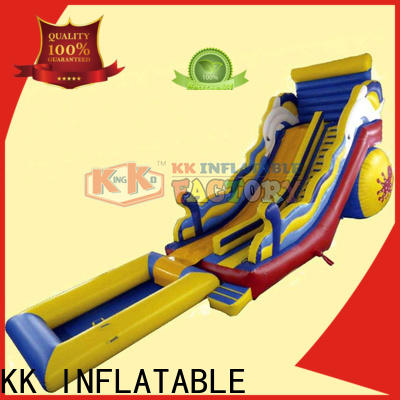 environmentally inflatable water park PVC get quote for playground