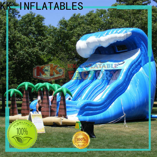 KK INFLATABLE PVC inflatable water park supplier for swimming pool