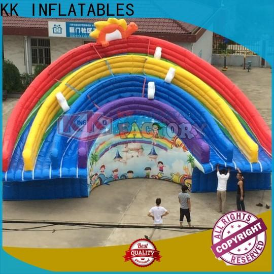 friendly inflatable water slide PVC get quote for parks
