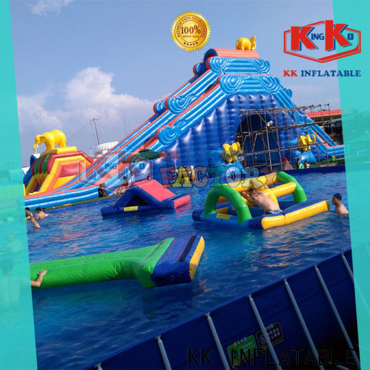 KK INFLATABLE durable inflatable theme playground manufacturer for amusement park