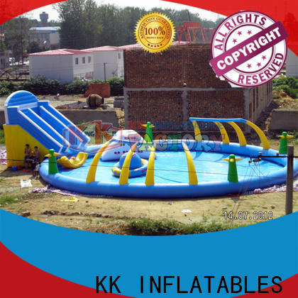 KK INFLATABLE cartoon inflatable theme playground manufacturer for paradise