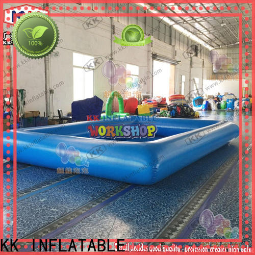KK INFLATABLE funky inflatable pool bulk production
