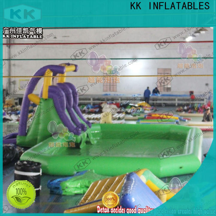 creative design inflatable theme playground dinosaur animal modelling for beach