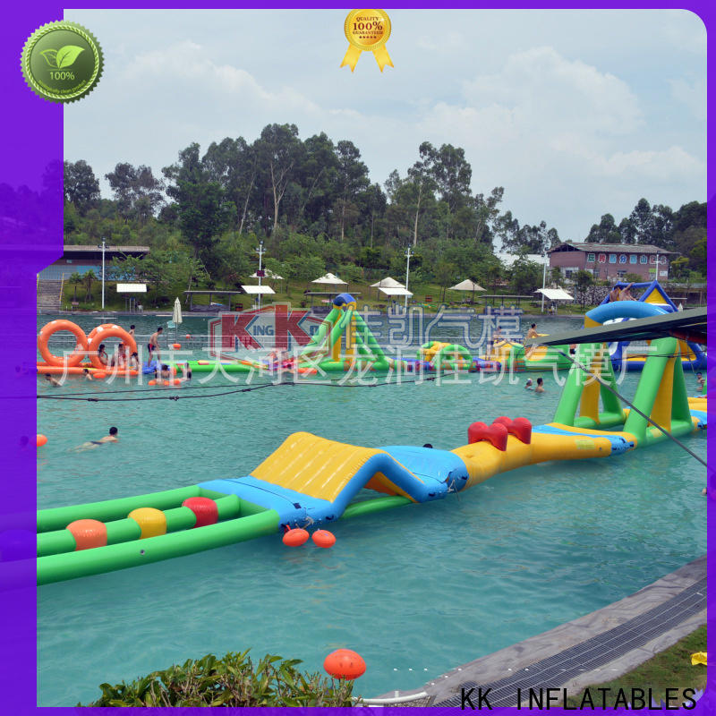 creative design inflatable water parks multichannel animal modelling for amusement park