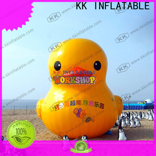 portable outdoor inflatables cartoon colorful for party