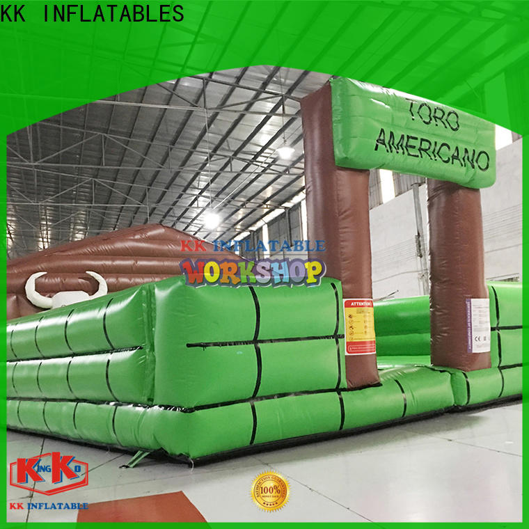 KK INFLATABLE portable inflatable iceberg factory direct for entertainment
