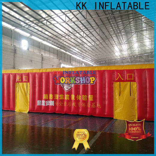 KK INFLATABLE temporary inflatable dome good quality for outdoor activity
