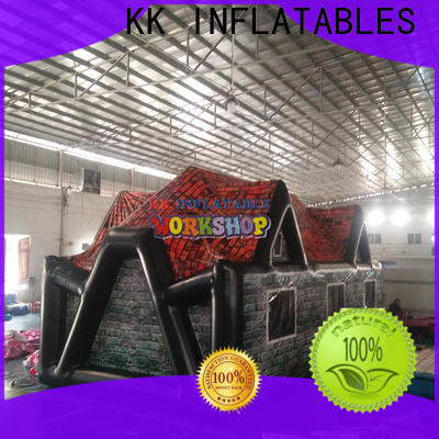 portable inflatable dome square good quality for exhibition