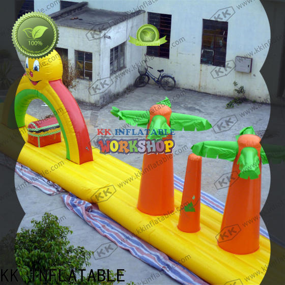portable inflatable pool toys pvc colorful for seaside