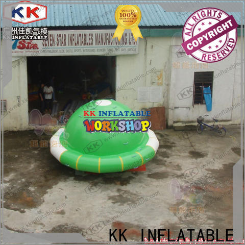 KK INFLATABLE durable inflatable pool toys manufacturer for seaside