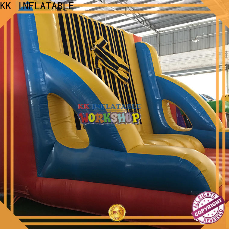 KK INFLATABLE durable inflatable iceberg supplier for paradise