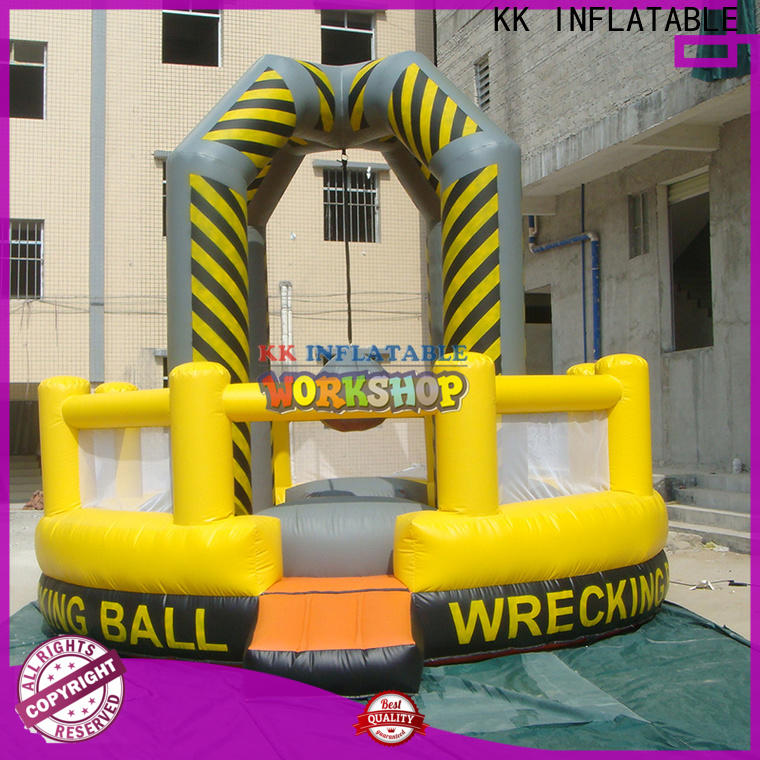 KK INFLATABLE pvc inflatable iceberg manufacturer for training game