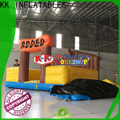 KK INFLATABLE pvc kids climbing wall manufacturer for paradise