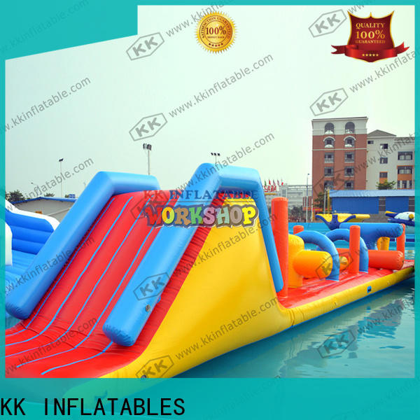 KK INFLATABLE pvc inflatable pool toys supplier for children