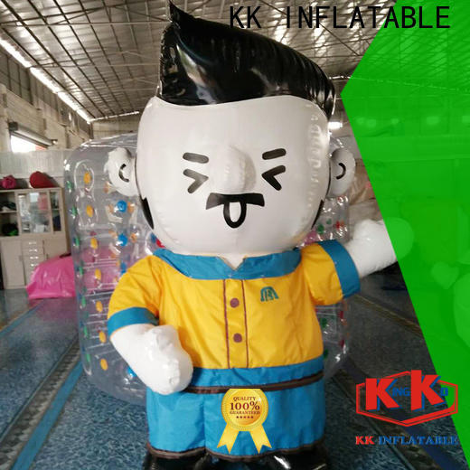 popular yard inflatables cartoon supplier for party