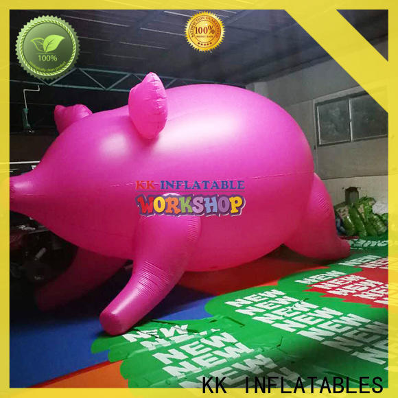 KK INFLATABLE popular inflatable advertising colorful for exhibition