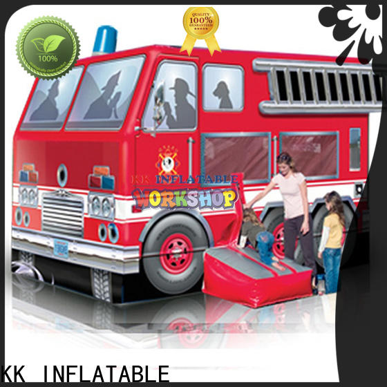 KK INFLATABLE portable inflatable combo wholesale for christmas