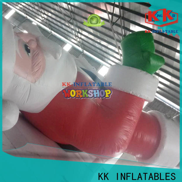 KK INFLATABLE pvc outdoor inflatables supplier for garden