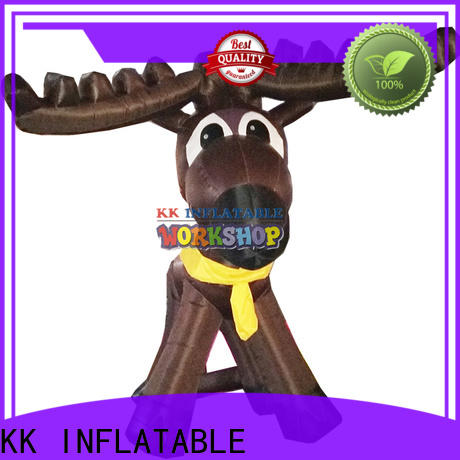 waterproof inflatable model pvc various styles for garden