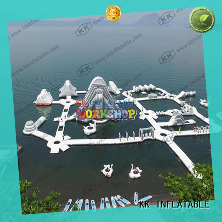 KK INFLATABLE amazing water inflatables supplier for water park