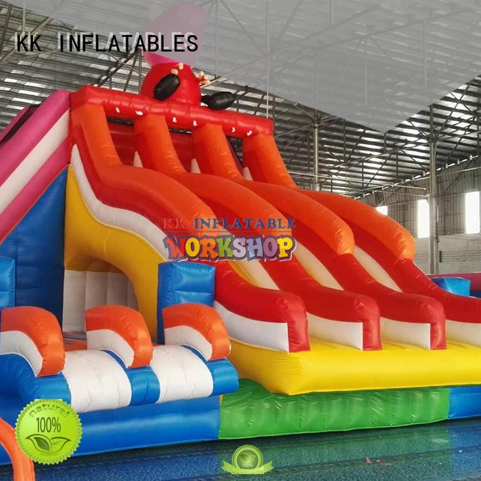 KK INFLATABLE durable inflatable water parks manufacturer for amusement park