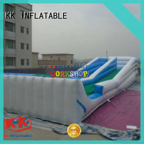 funny inflatable iceberg trampoline wholesale for training game