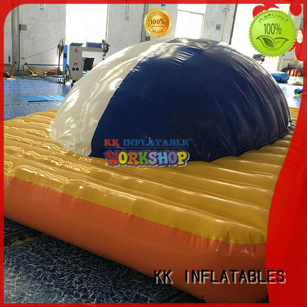 creative inflatable splash pad wholesale for beach seaside