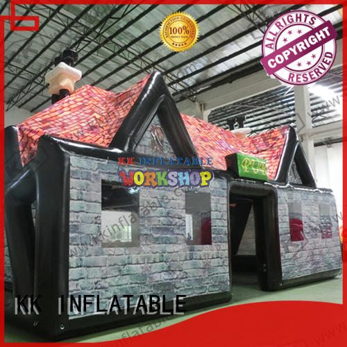 KK INFLATABLE temporary cheap inflatable tent square for event