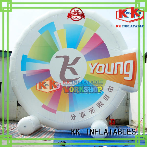 KK INFLATABLE lovely inflatable model colorful for exhibition