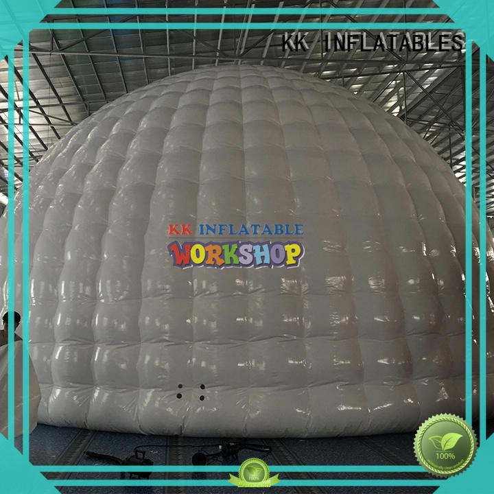 multifunctional large inflatable tent factory price for ticketing house KK INFLATABLE