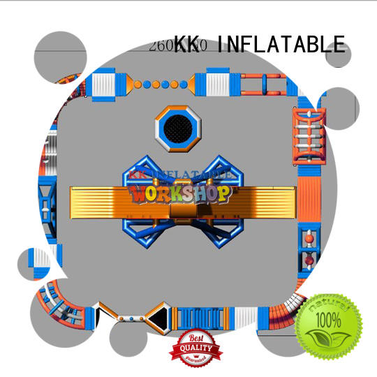 Hot inflatable water parks toy KK INFLATABLE Brand