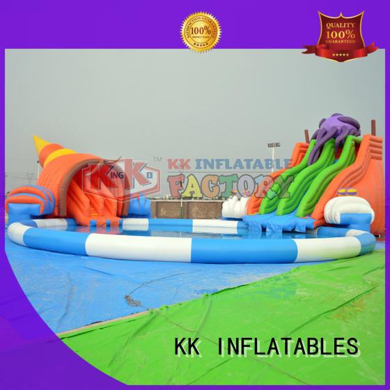 KK INFLATABLE large inflatable theme park animal modelling for paradise