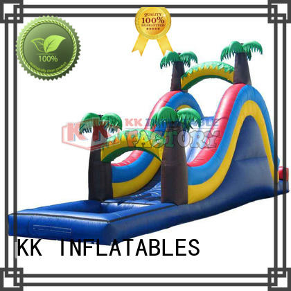 pvc kids inflatable water park good quality for paradise KK INFLATABLE