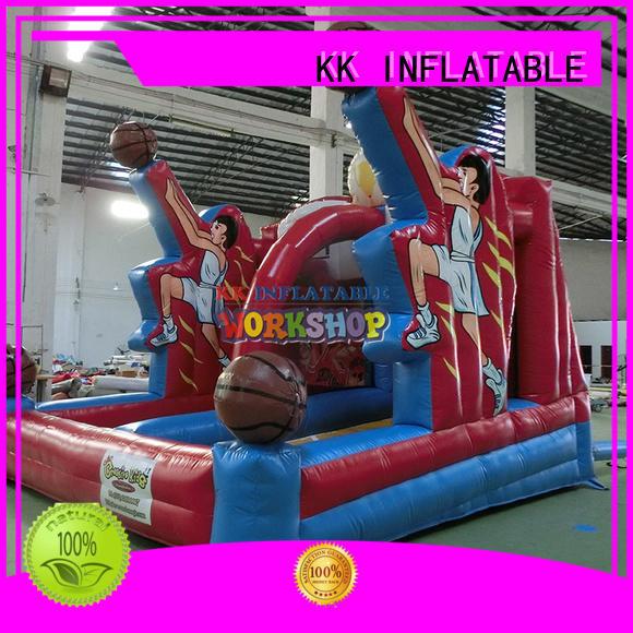 KK INFLATABLE Brand park inflatable kid kids climbing wall